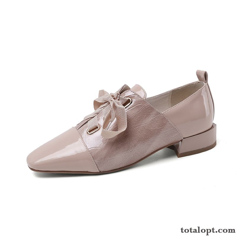 Sweet Spring Bow New Women Maroon Grey Violet